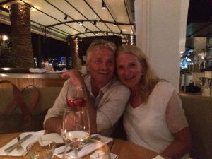 Pauline en Frans